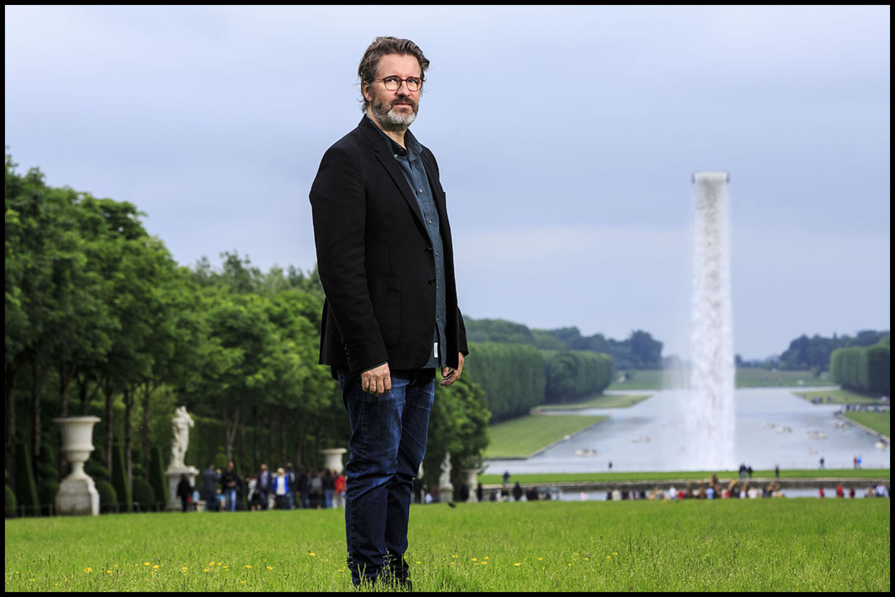 L'artiste Danois-Islandais Olafur ELIASSON succède à Anish KAPOOR comme invité du château de Versailles pour l'été 2016