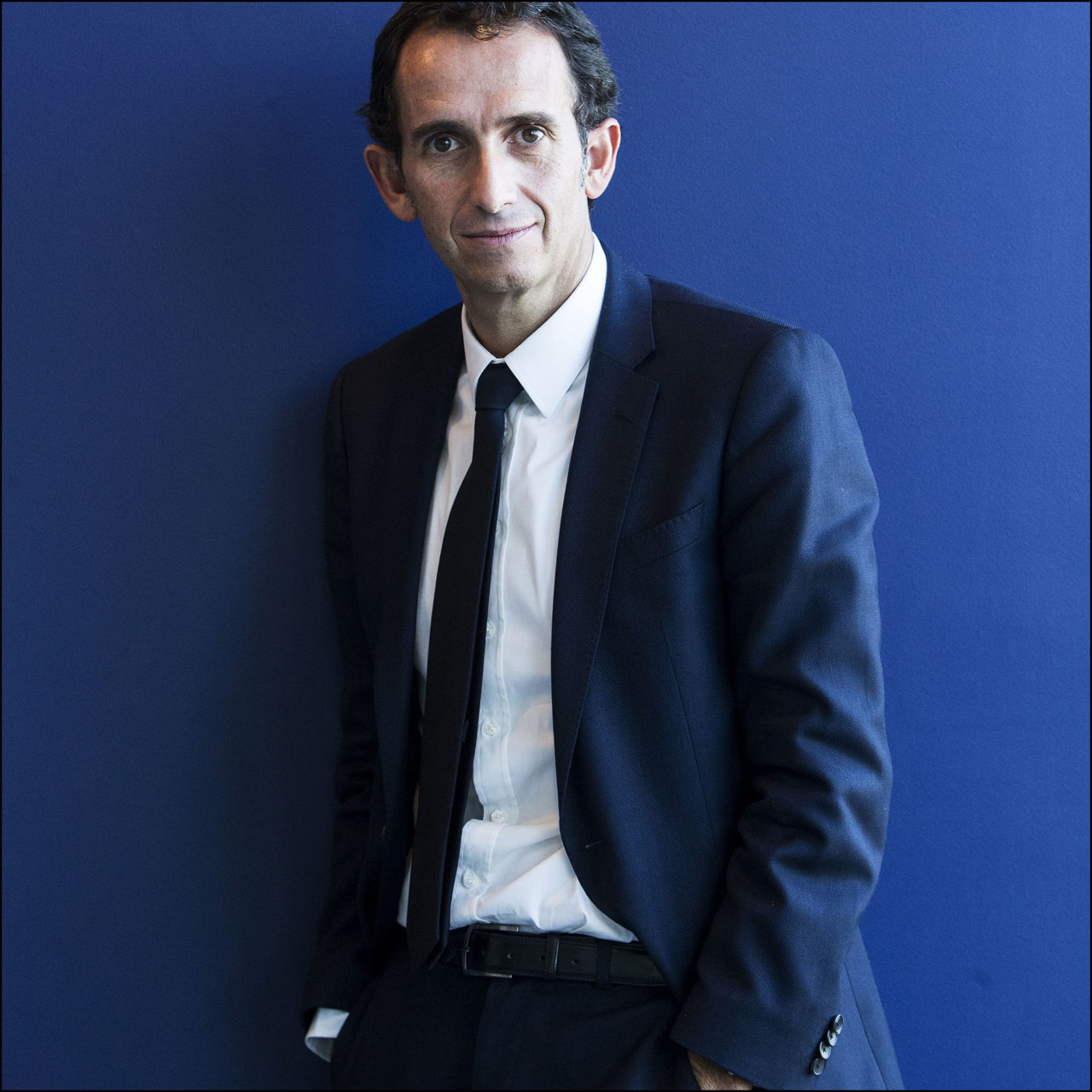 Alexandre BOMPARD, PDG du groupe Carrefour.