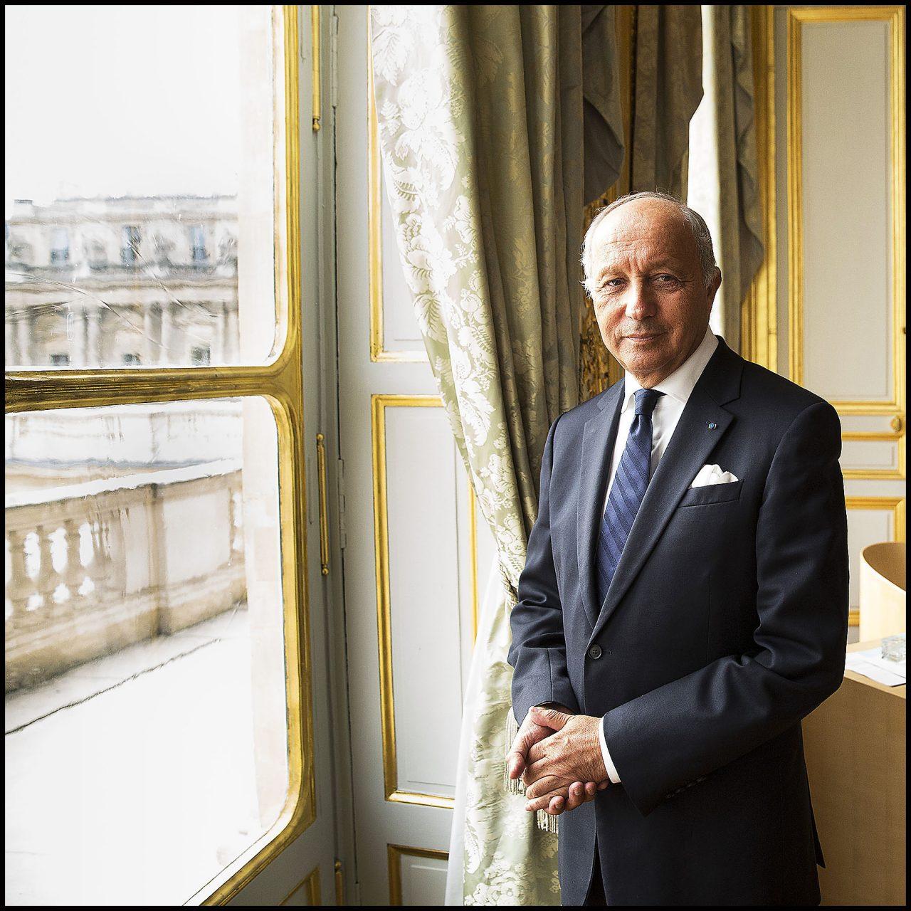 Laurent FABIUS, Président du Conseil Constitutionnel