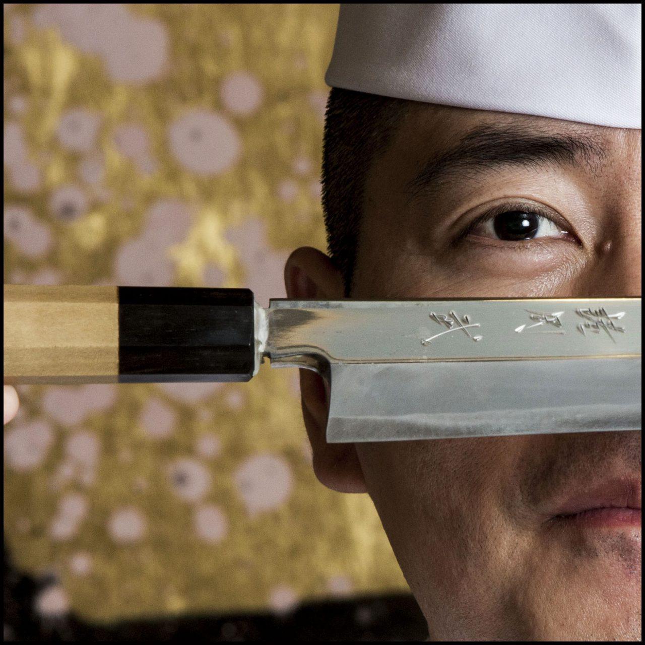 Takeshi MOROOKA, Chef