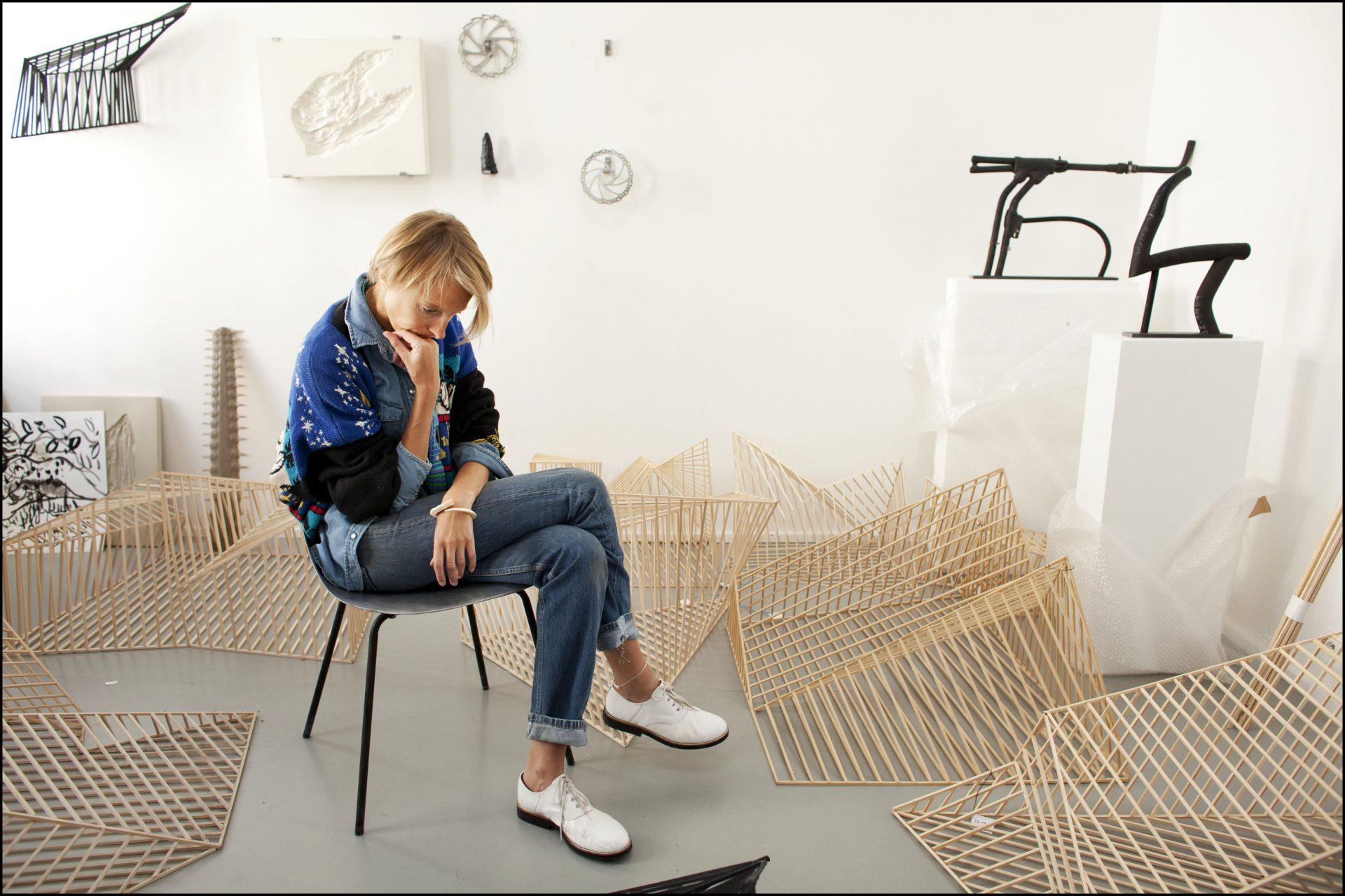 Camille HENROT, Artiste plasticienne