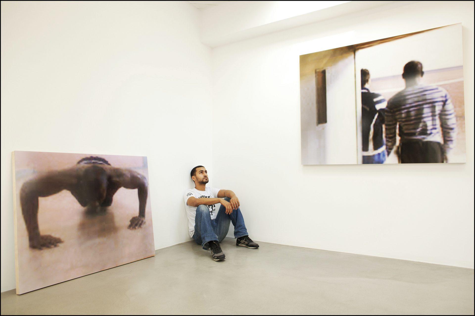 Mohamed Bourouissa, artiste