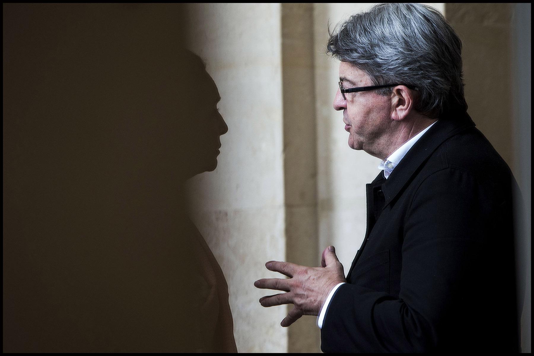 La rentrée parlementaire du groupe Les Insoumis de Jean-Luc MELENCHON