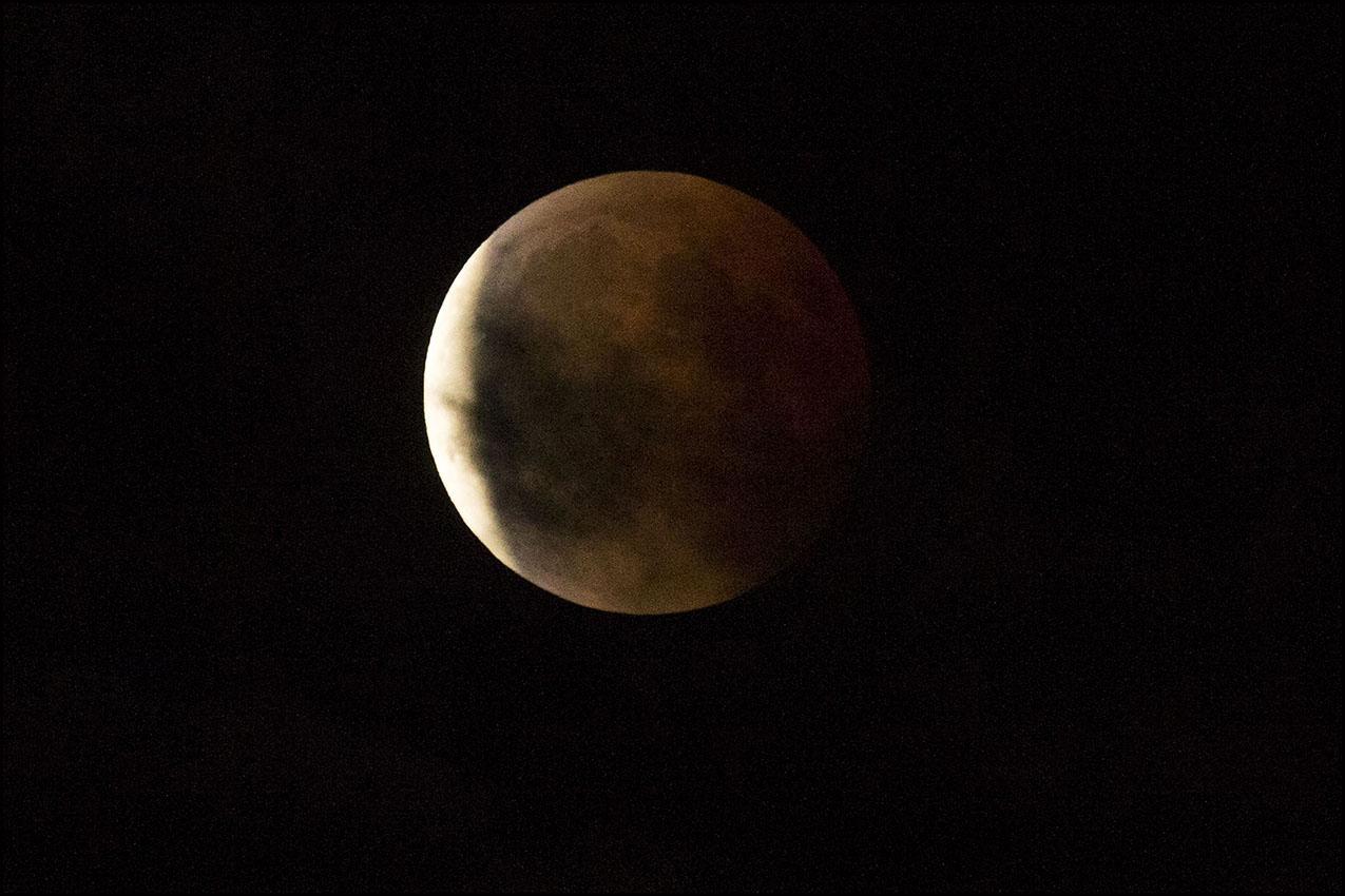 La plus longue éclipse totale de Lune du XXIe siècle