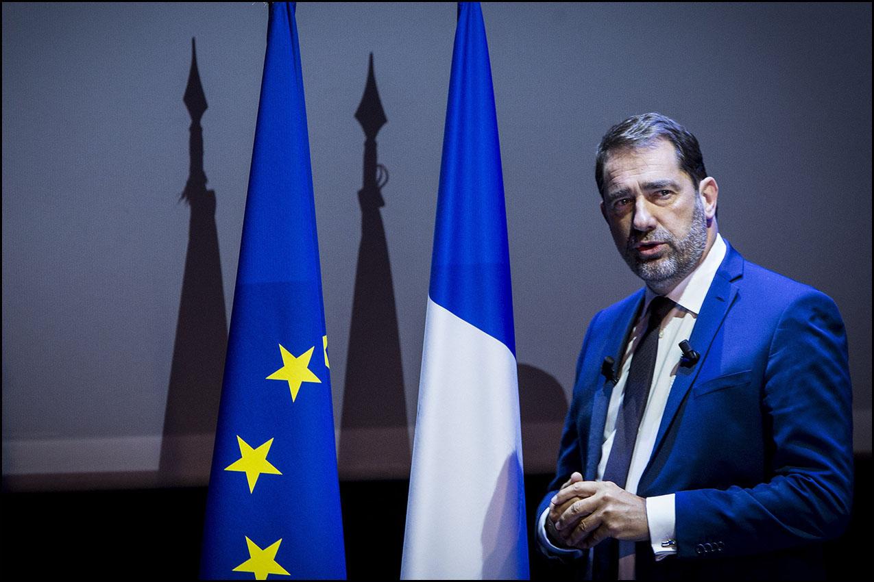 Restitution de la Grande Marche pour l'Europe