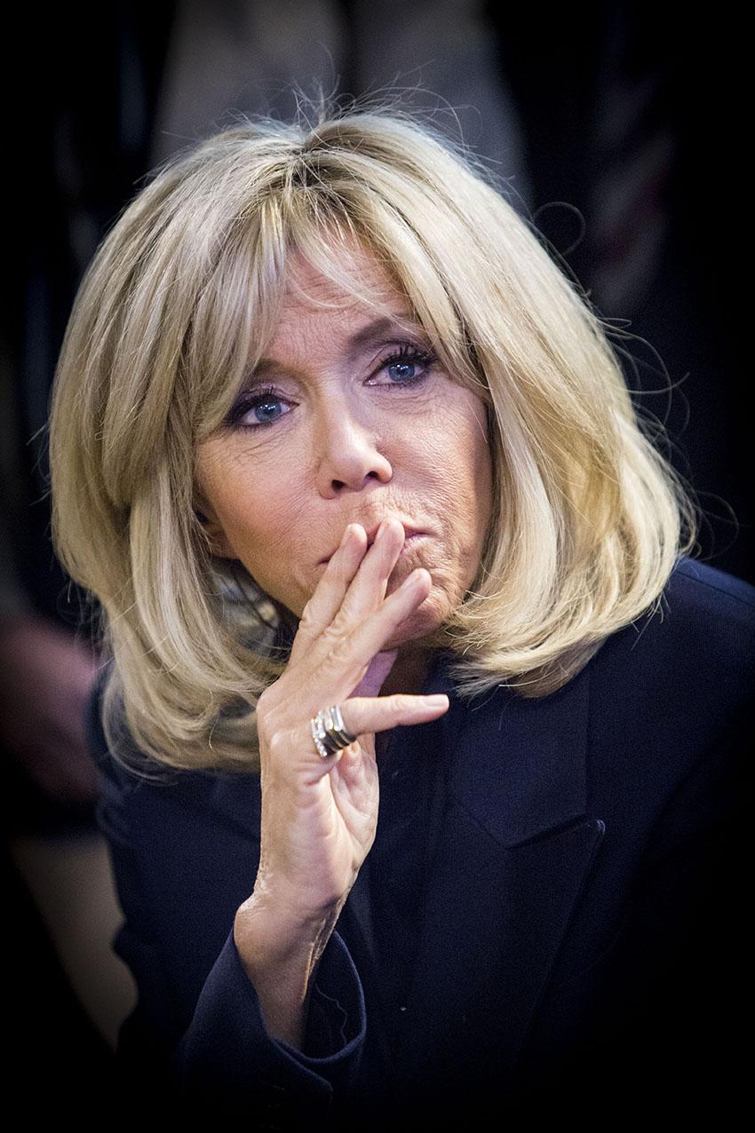Brigitte MACRON, Jean-Michel BLANQUER et Marlène SCHIAPPA se mobilisent contre le harcèlement scolaire