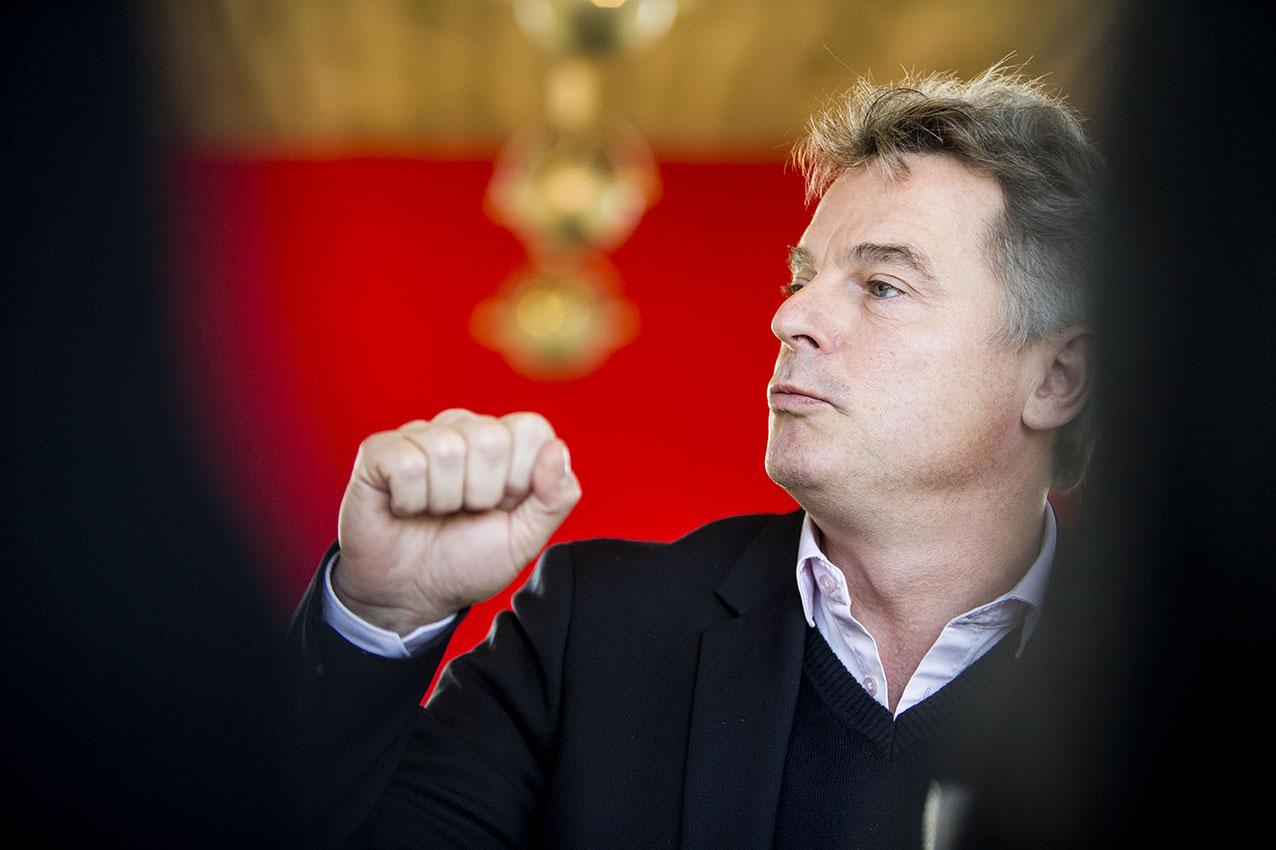 Le nouvel executif du Parti Communiste Français